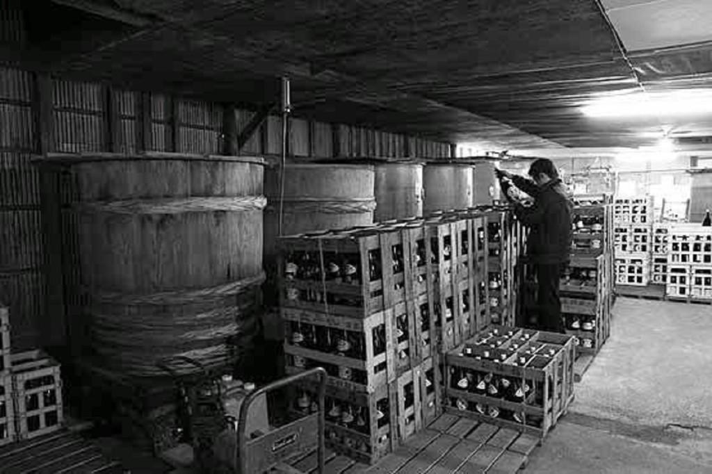 工場昔ながら写真
